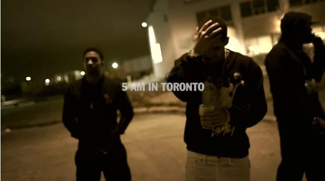 Drake – 5AM in Toronto (Music Video) | CorrectedCulture